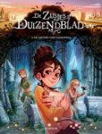 De zusjes Duizendblad - De liefdes van cassiopeia - boekpakket bovenbouw stripboeken