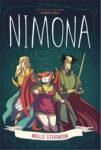 Nimona - boekpakket bovenbouw stripboeken