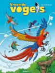 Vreemde Vogels - boekpakket bovenbouw stripboeken